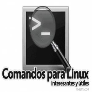 comandos consola linux