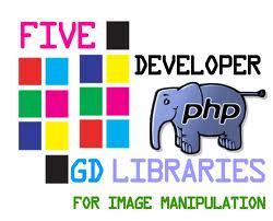 librería gdphp