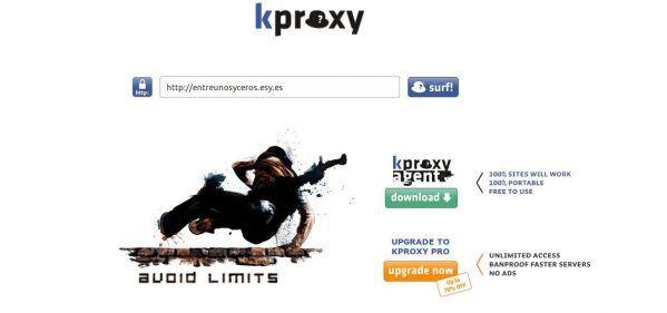 ProxyOnline: kproxy