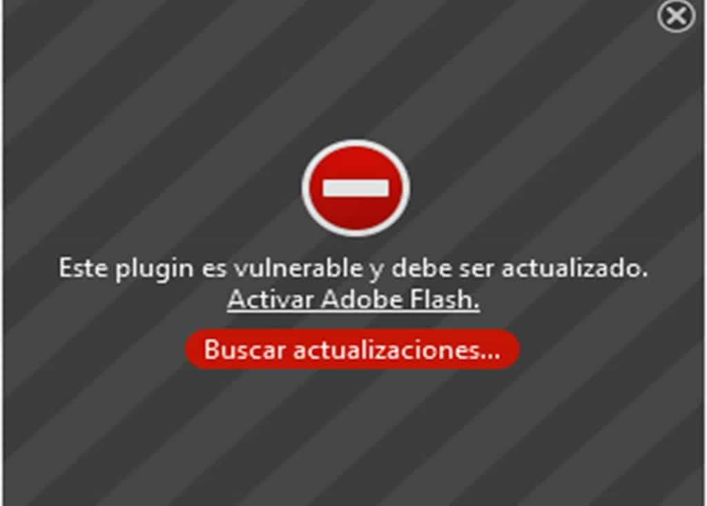 Actualización Flash
