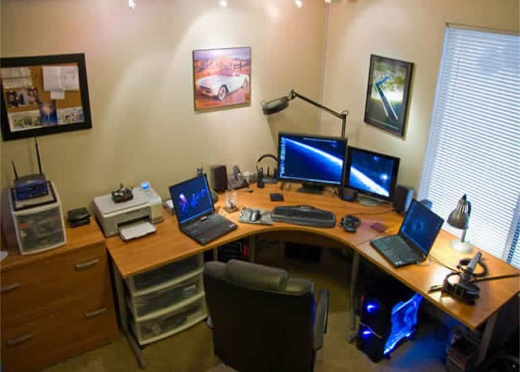 oficina trabjar desde casa