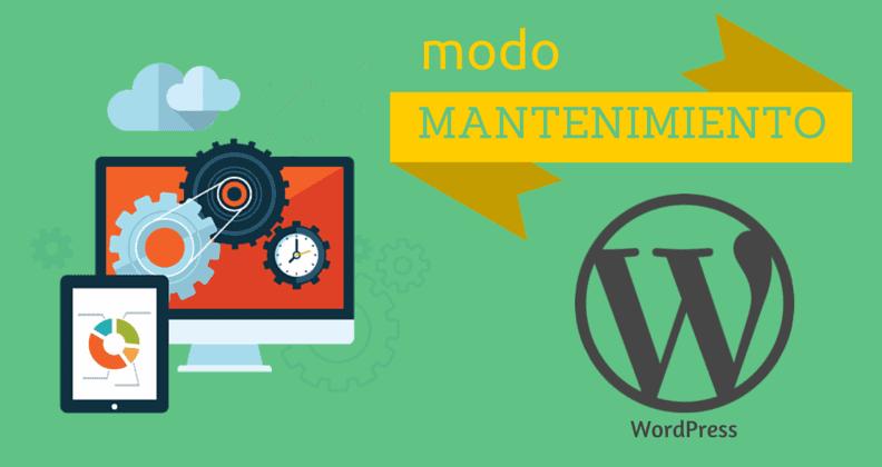 Cómo recuperar WordPress del modo mantenimiento fácilmente