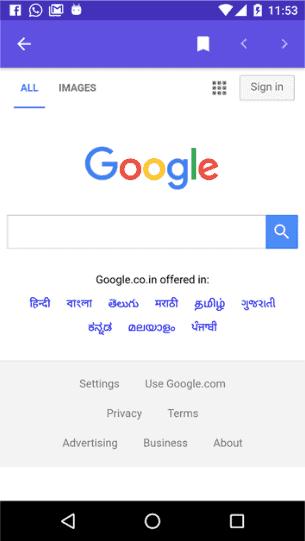 SapoBuskedas Google