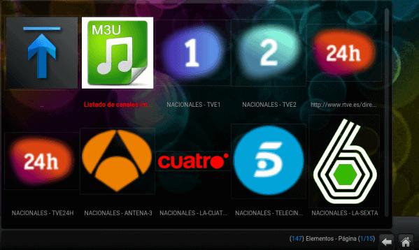listas m3u español cinestrenostv