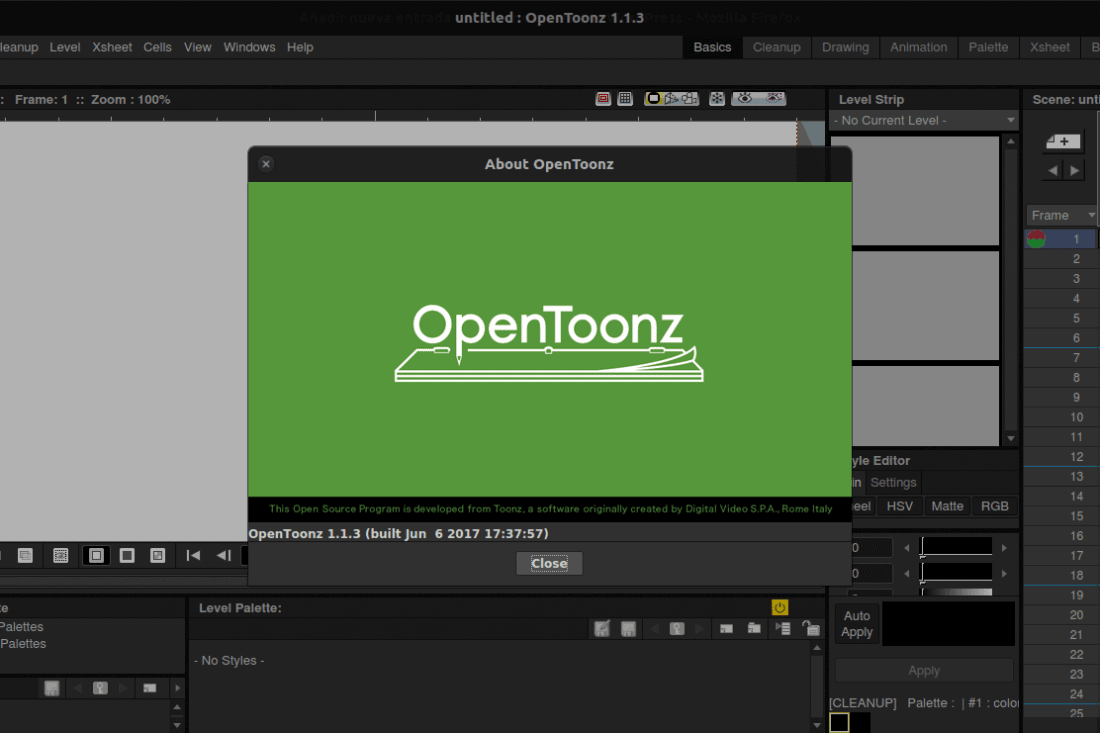 about opentoonz