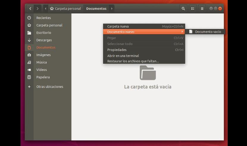Documento nuevo Ubuntu 18.04