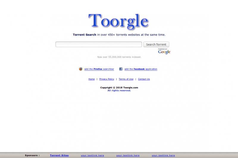 página toorgle