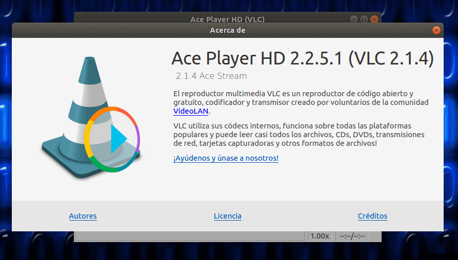 Ace Stream Player, mira archivos torrent de manera fluida