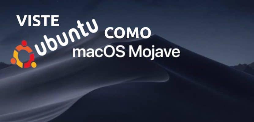 about MacOS Mojave en Ubuntu