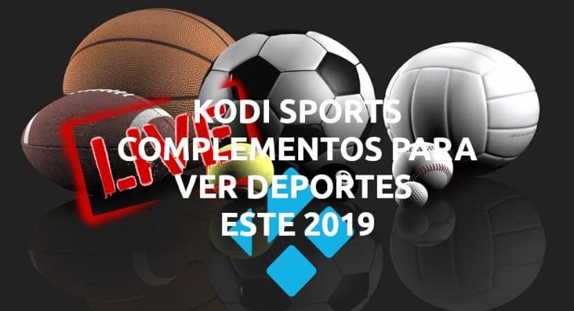 about Kodi Sports