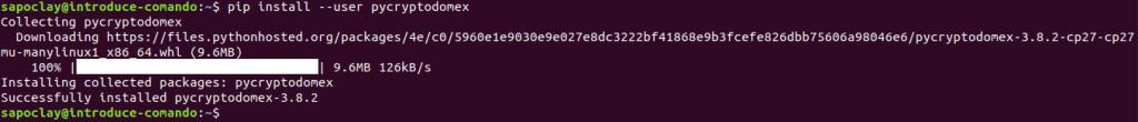 pycryptodomex