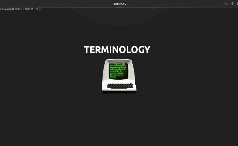 Terminology, emulador de terminal con muchas características
