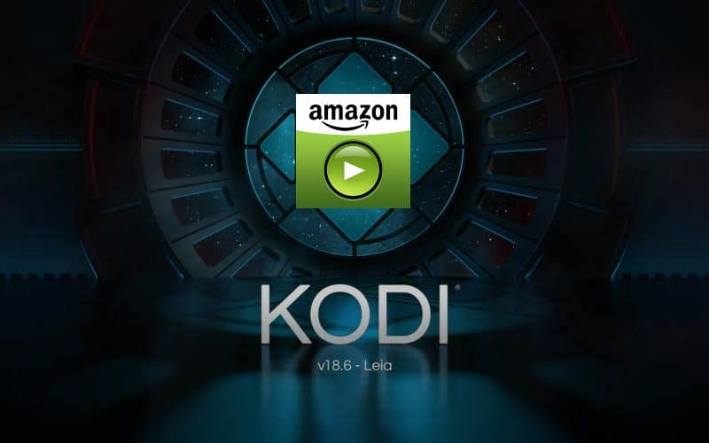Amazon VOD, disfruta de Amazon Prime Video en Kodi 18