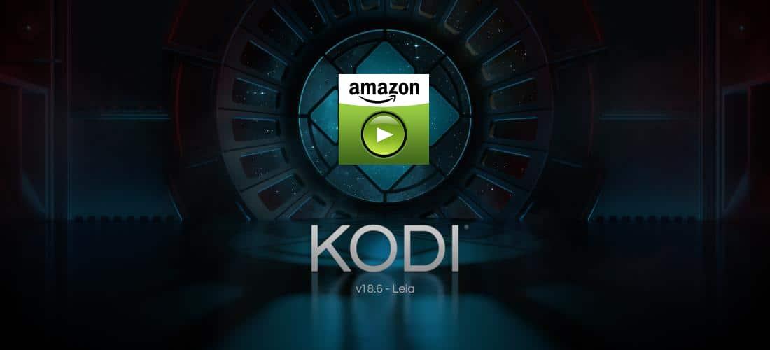 Amazon VOD, disfruta de Amazon Prime Video en Kodi 18