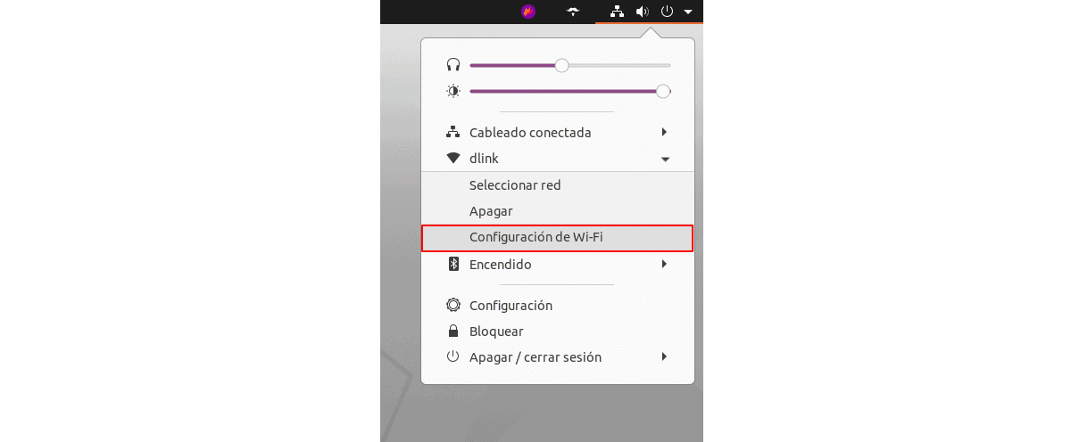 configuración WiFi en Ubuntu