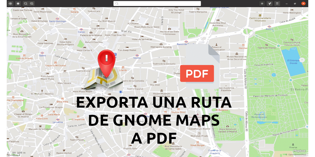 about gnome maps