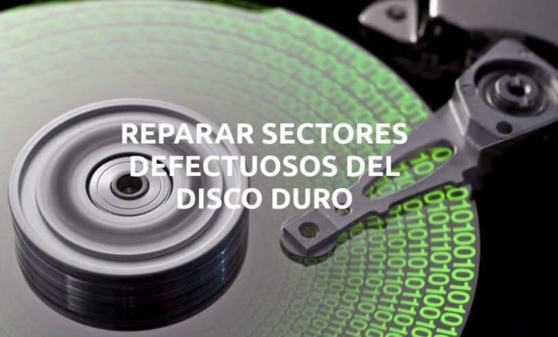 Sectores defectuosos, cómo repararlos en un disco mecánico con Gnu/Linux